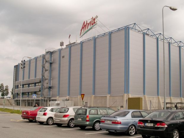Nurmo food factory is Atria's large slaughterhouse on the north side of Seinäjoki.