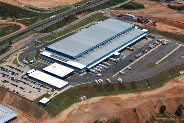 One of BRF´s plants is located at Ribeirao Das Neves.