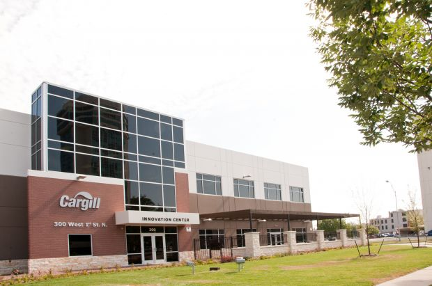 Cargill opend the Wichita Innovation Center in July 2011.