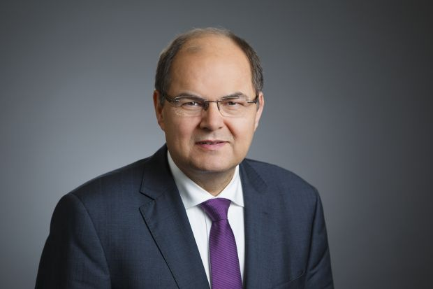 Christian Schmidt, German Federal Minister of Food and Agriculture.