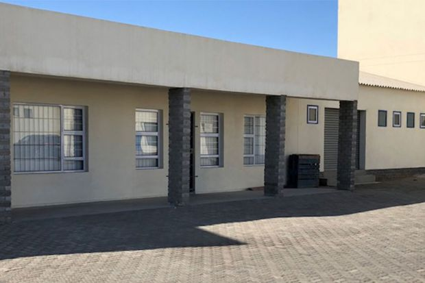 Marel Namibia's new office is located in Walvis Bay.