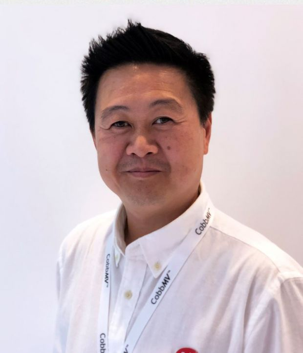 Eric Leow is the new planning director for Cobb Asia-Pacific.