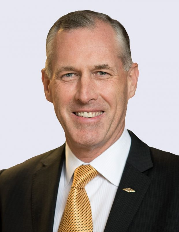 Jim Fitterling will serve as CEO at Dow.