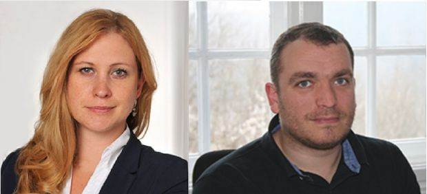 Karolina Kormilez and Andreas Geschwinder joined the sales team.