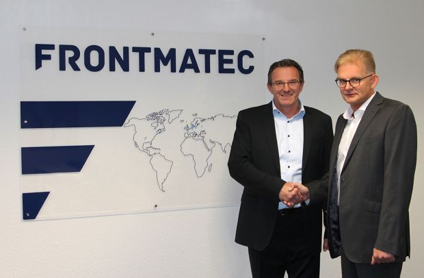 Michael Steinsträter, Vice President Sales Central Europe and Marcus Helsper, Sales Manager, Control Systems.