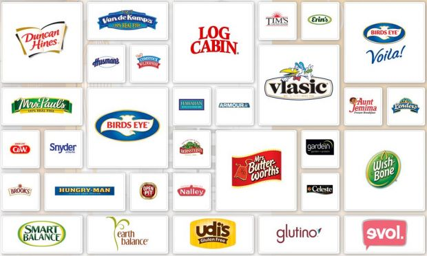 The company's brands