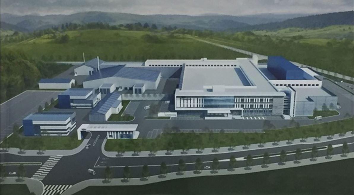 DMRI: Modern slaughterhouse in South Korea |Chicken Slaughterhouse Design
