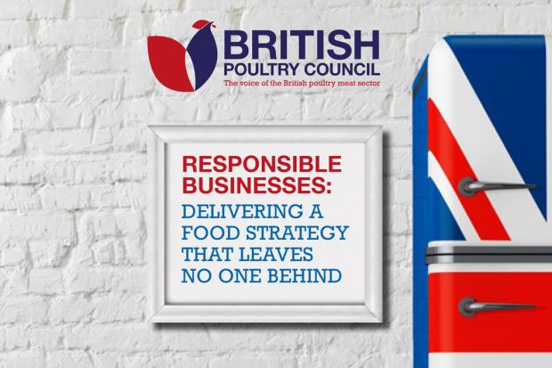 The Vision includes statements regarding a food strategy, that leaves no one behind.