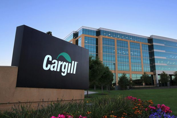 During the quarter, Cargill expanded a joint venture and formed new partnerships.