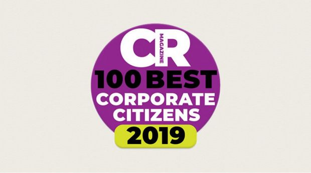 The 100 Best Corporate Citizens List ranks the Russell 1000 Index and research is conducted by ISS-ESG, the responsible investment research arm of Institutional Shareholder Services.