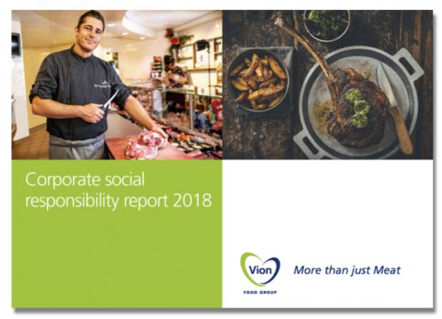 The company also will publish its Corporate Social Responsibility report 2018 (CSR).