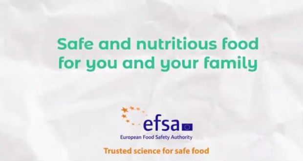 The campaign is promoting the value of EU food safety.