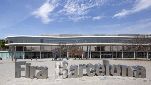 The trade show is held every two years in the Gran Via venue of Fira de Barcelona.