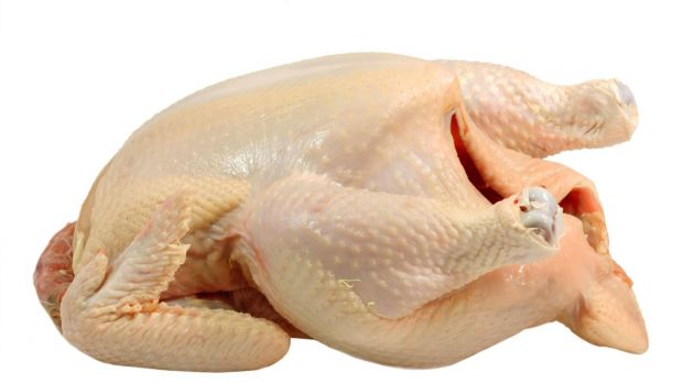 Full year of sales of chicken meat in creased by 13%.