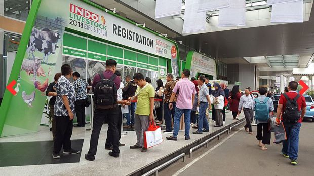 The 15th Indonesia's No. 1 Livestock, Feed, Dairy and Fisheries Industry Show takes place from 8-10 July 2020.