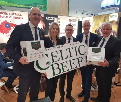 The approval has been announced at Anuga in Germany.