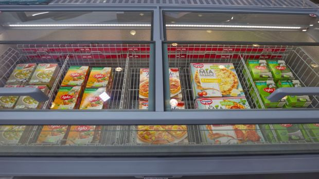 Customers want a wider choice of frozen meat products.
