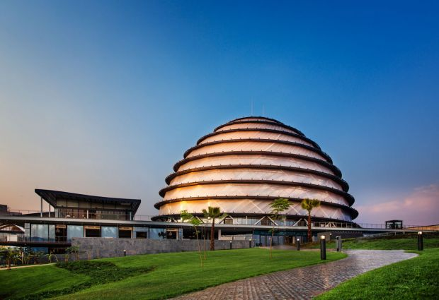 As before, the event takes place in the modern and professional facilities of the Kigali Convention Centre in Rwanda's capital city.