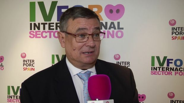 Manuel Garcia commented on the circumstances surrounding the corona crisis and Spanish pork production.