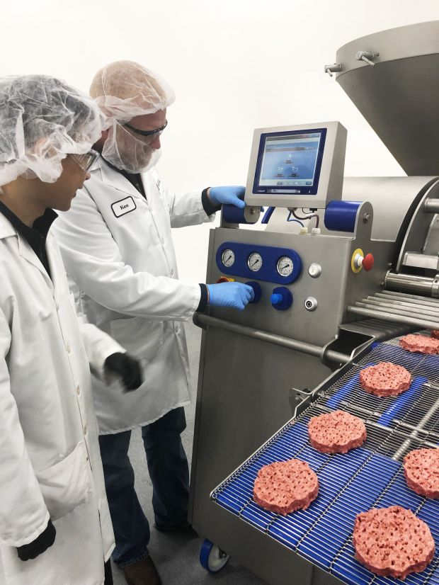 Through its partnership with Beyond Meat, Marel has demonstrated the applicability of its technology to non-traditional protein processing.