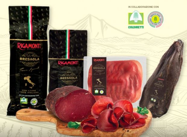 Rigamonti is the unrivalled leader of Bresaola production, with a turnover of more than € 100 mill. and exports its products to 23 countries worldwide.