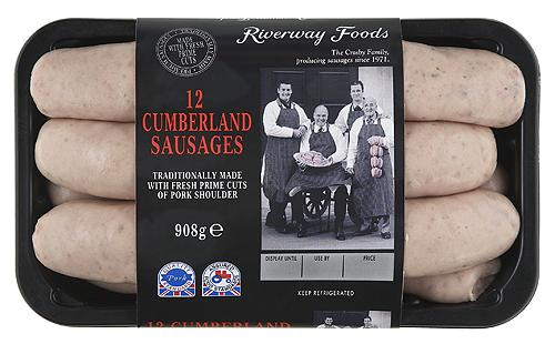 The company buys Riverway Foods to expand the sausage business.