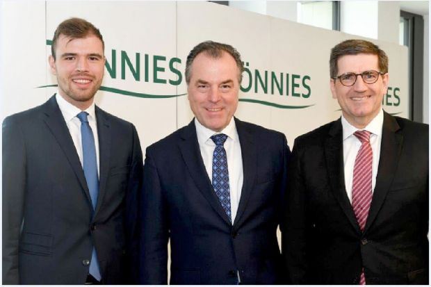 The shareholders Clemens and Maximilian Tönnies as well as managing director Andreas Ruff want to further internationalize the group.