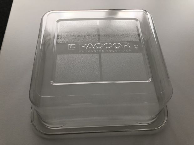 "The code is engraved in the mold through ""micro-topological variations""."