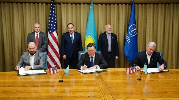 """We are delighted to welcome Tyson Foods to Kazakhstan,"" stated Prime Minister Mamin."