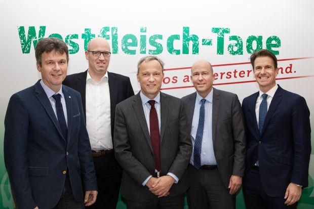 Westfleisch is pursuing both a growth and a quality strategy with targeted investments in the modernisation of individual locations.