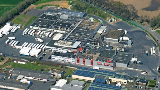 The production facility in Coesfeld is to be expanded.
