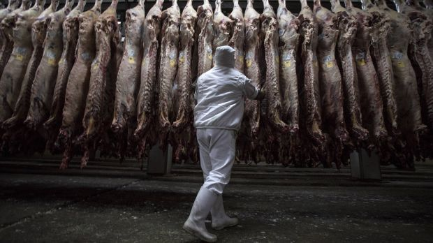 Argentina and Paraguay are missing an important buyer for beef with the Russian export stop.