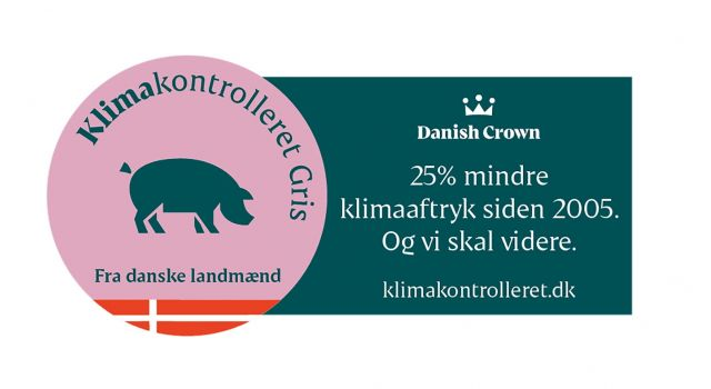 Danish Crown - Klimalabel