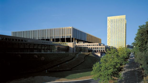 The European Court of Justice is located in Luxembourg.