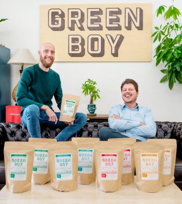 Green Boy Group, founded in 2016 by Frederik Otten and Peter van Dijken, is a leading non-GMO and organic plant-based food ingredients supplier in Europe and North America.