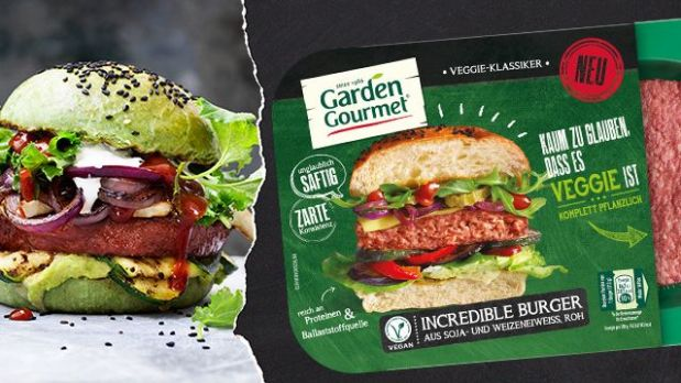 "Nestlé has four weeks to withdraw products bearing the ""Incredible Burger"" label."