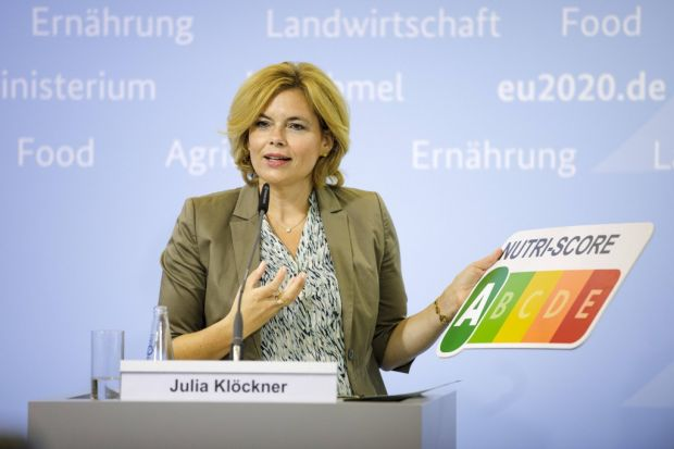 The Federal Cabinet approves a regulation introducing the Nutri-Score. According to Federal Minister of Agriculture Julia Klöckner, the required notification to the European Union is running in parallel.