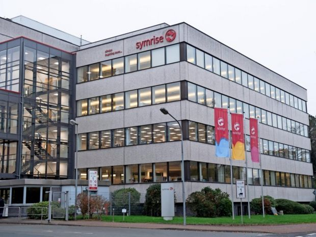 Symrise is headquartered at Holzminden, Germany.