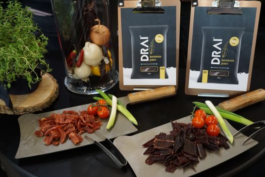 In 16% of the new launches, supporting muscle building was the added health value that lay in the innovation, such as here with dried meat, which is particularly high in protein but low in fat.