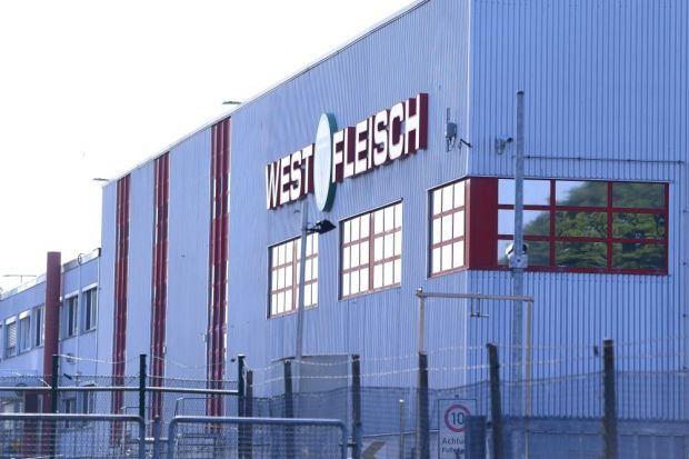 Westfleisch wants to initiate the turnaround at all locations (pictured Coesfeld).