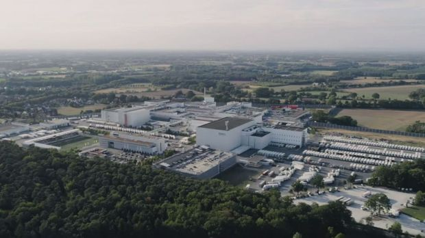 The corona-related closure of the plant in Rheda had an impact.